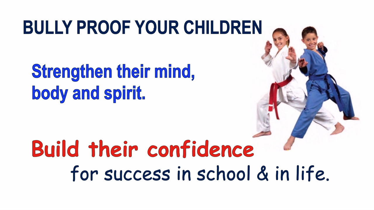 Children Self Defence - Sunshine Coast