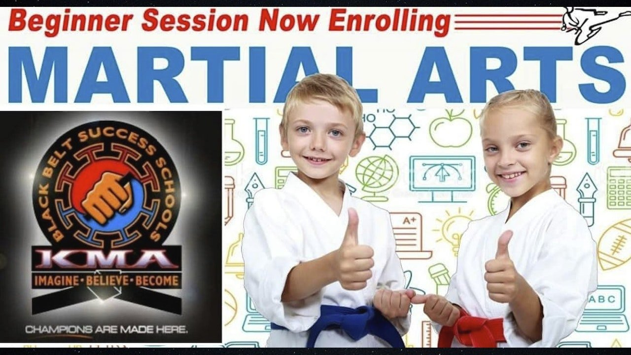 Kids Martial Arts - Sunshine Coast